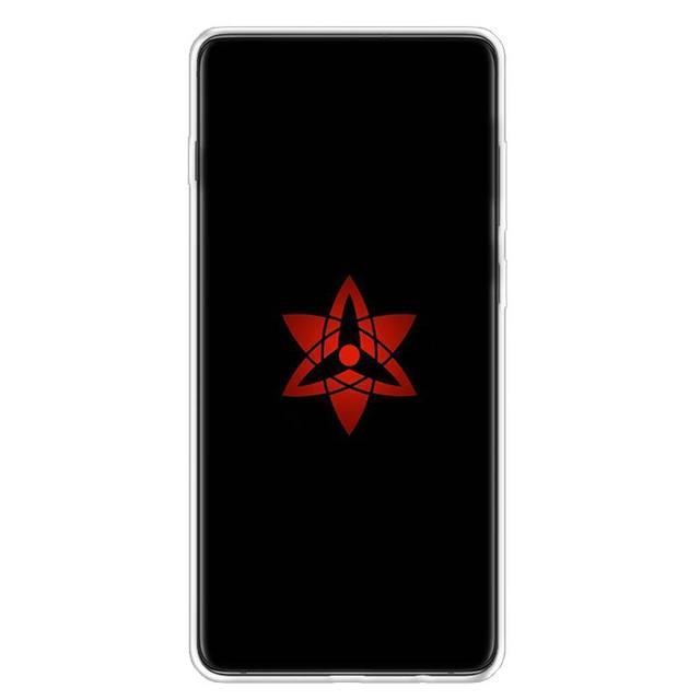 Anime Naruto Wallpaper Phone Case For Samsung Galaxy S20 Ultra Plus S6 S7 S8 S9
