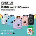 Original Fujifilm Fuji Instax Mini 11 Instant Film Photo Camera ,20 Sheets Fujifilm Instax Mini 8/9 Films in Stock Vintage Camer