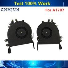 Novo ventilador de refrigeração cpu esquerda & direita para macbook pro retina 15