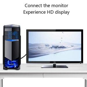 Image 4 - ANNNWZZD DVI kablo DVI erkek DVI DVI D 24 + 1 erkek altın kaplama erkek erkek 1 M 2m 3m 5M TV projektör monitör çift bağlantı kablosu