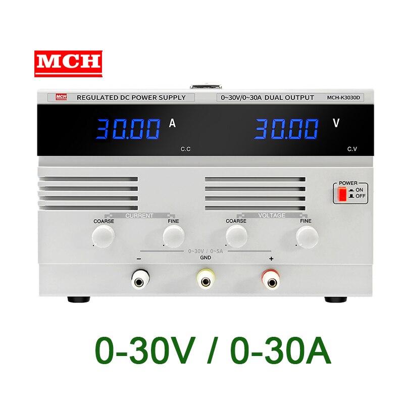 30V 20A 30A Импульсный регулируемый источник питания постоянного тока для лаборатории источник питания настольный блок питания генератор напр