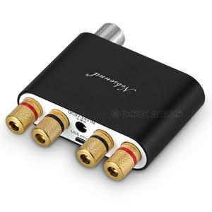 Image 4 - 2020 Lastest Nobsound TPA3116 Bluetooth 5.0 Mini Digital Amplifier Stereo HiFi Home Audio Power Amp Audio Receiver USB DAC 50W×2