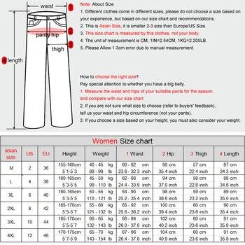 2020 Wide Leg Pants For Women Black High Waist Pants Female Plus Size Classic Stripe Pants Women's Summer Plaid Trousers BW051