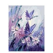 Картины по морским номерам бабочки рамки наборы настенного искусства