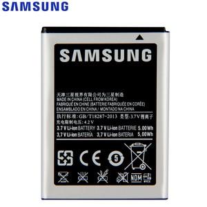 Image 2 - SAMSUNG EB494358VU Da Bateria Original Para Samsung Galaxy Ace S5830 S5660 S7250D S5670 i569 I579 GT S6102 S6818 GT S5839i 1350mAh