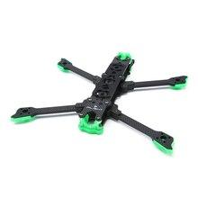 IFlight Kit de armazón de fibra de carbono para Drones, Kit de armazón de fibra de carbono Lowrider, FPV, 6mm, brazo para RC FPV, carreras, estilo libre, 4S, 6S, TITAN LH5