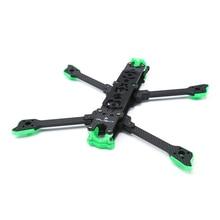 IFlight TITAN LH5 249mm 5 pollici in fibra di carbonio Lowrider Freestyle FPV Kit telaio 6mm braccio per RC FPV Racing Freestyle 4s 6S droni
