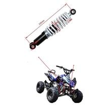 "TDPRO חדש אופנוע 235mm 9.25 ""אחורי בולמי זעזועים השעיה אביב שוקר עבור Moto אופני Quad טרקטורונים ללכת kart באגי 70cc 110cc"