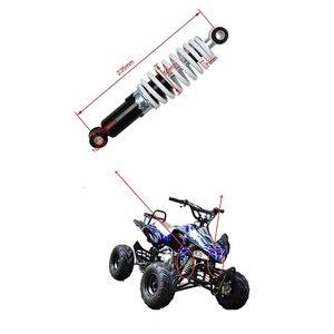 "Image 1 - TDPRO חדש אופנוע 235mm 9.25 ""אחורי בולמי זעזועים השעיה אביב שוקר עבור Moto אופני Quad טרקטורונים ללכת kart באגי 70cc 110cc"