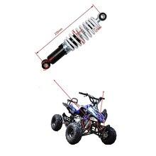 """TDPRO nuova Moto 235mm 9.25 """"ammortizzatori posteriori ammortizzatore a molla per Moto Bike Quad ATV Go kart Buggy 70cc 110cc"""