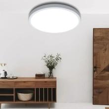 LED Panel light Surface Mounted Downlight Lamp AC85-265V 48W 36W 24W 18W 13W 9W 6W Ultra Thin LED Ceiling light For Kitchen Bath