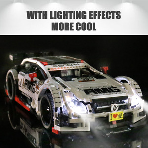Image 4 - Remote Control Benzs Car Set Compatible with Technic MOC 6687 RC Car Building Blocks Bricks Toys For Children Gifts