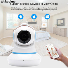 WakeView HD 1080P IP Camera Wireless Home Security Camera Surveillance Camera WiFi IR Night Vision CCTV Camera 2MP Baby Monitor