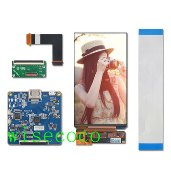 5 inch 720*1280 oled Amoled screen display H497TLB01.4  HDMI MIPI Drive controller board diy use phone parts