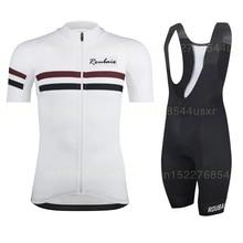 2019 Pro Team Roubaix Summer Mens Cycling Jersey Set Short Sleeve Sport MTB Bicycle Bike Road Riding Clothing Bib Shorts