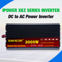 12 V/24 V 220V 2000/3000/4000W Zuivere Sinus Omvormer Transformator DC12V Naar Ac 220V Converter + 2 Led Display(China)