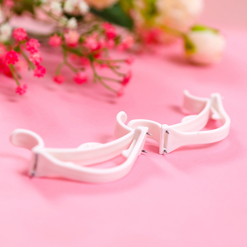 2pcs/set Corner Hook Banner Hunging Accessories No Trace Balloons Garland Bunting Ceiling Wall Accessories