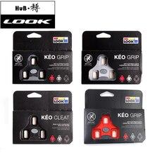 Look Keo Road Fiets Schoenplaten Voor Look Keo Systeem Ultralight Pedaal Hoge Kwaliteit Spalk Groep Look Keo Schoenplaten Racefiets accessorie