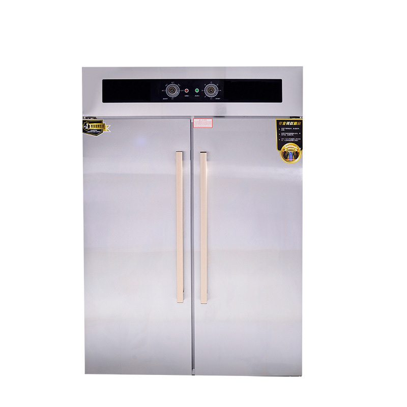 Stainless Steel High Temperature Hot Air Circulation Disinfection Cupboard Hotel Canteen Commercial Disinfection Cabinet