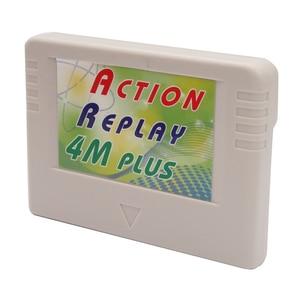 Image 5 - 2 шт. Новый 3 в 1 EMS 4 м авто для Sega Saturn Action Replay Plus с 4 м Расширенная карта памяти функция сохранения воспроизведения