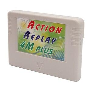 Image 5 - 2 adet yeni 3 in 1 EMS 4M otomatik Sega Saturn eylem yeniden artı 4M genişletmek RAM kart fonksiyonu korumak eylem tekrar erkek fonksiyonu