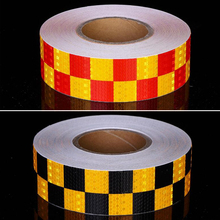 Reflective-Tape Sticker for Car Bicycle-Helmet Multi-Color Self-Adhesive 5cmx10m/Roll