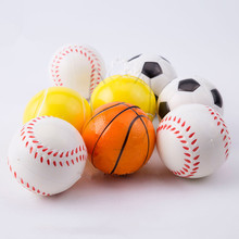 Small Ball Massage-Toys Hand-Basketball Tennis-Exercise Elastic Reliever Squuze-Stress