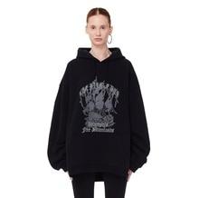 VETEMENTS Hoodies Men Women Xxxtentacion Stranger Things Streetwear High Quality Sweatshirt Hip Hop Lil Peep