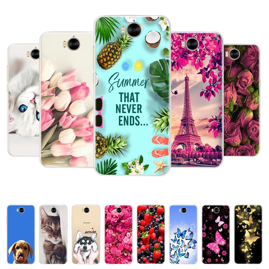 For Huawei Y5 2017 Y6 2017 Case Cover Huawei Y5 2017 Phone Case ...
