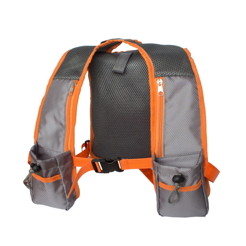 Unisex Sports Gym Trail Running Vest Bag For Sports Fitness Run Running Jogging Trekking Cycling Backpack Bag