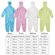 Body Security Protection Dust-proof Suit