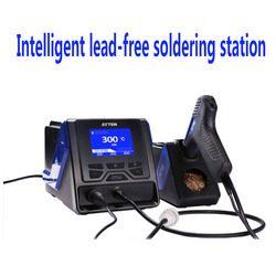 Antaixin High-Power Soldeerstation 150W High-Power Intelligente GT-5150 Multifunctionele Loodvrij Onderhoud Systeem