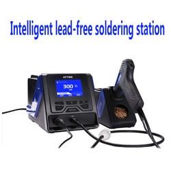 Antaixin high-power löten station 150W high-power intelligente GT-5150 multifunktionale blei-freies wartung system