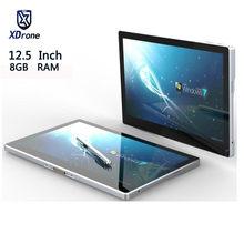 Orijinal BR12 Windows 10 Tablet PC Netbook Ubuntu Intel N2930 12.5