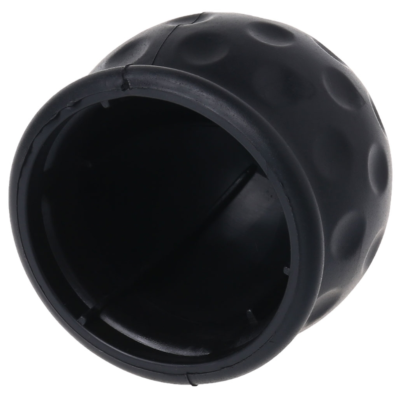 Universal 50mm Tow Bar Ball Cover Cap Towing Hitch Caravan Trailer Protect Swan Neck Tow Bar Rubber Keeps Grease & Dirt