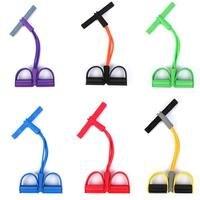 Многофункциональная веревка для натяжения, сильная лента для фитнеса, латексная педаль для женщин и мужчин, натяжные веревки для йоги, обор...