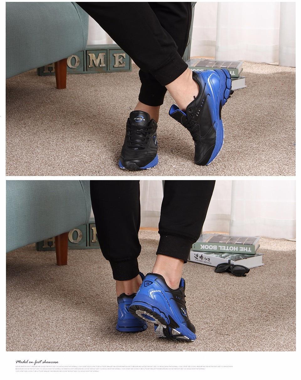Bona novos sapatos de corrida do esporte