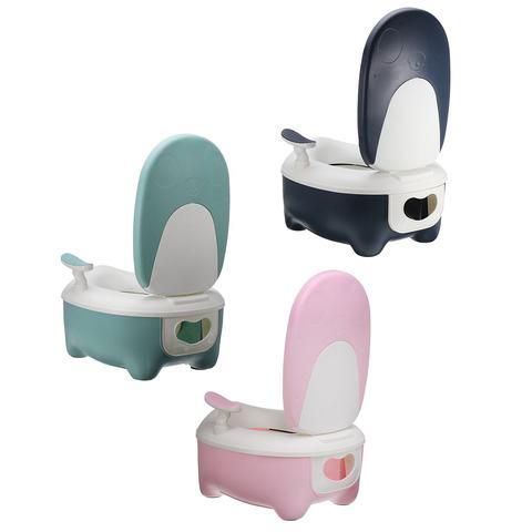 3 cores anti respingo criancas bebe potty formacao assento removivel antiderrapante crianca toalete cadeira com