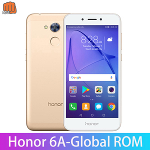 smartphoneGlobal Honor 6A Play 2GB 16GB Snapdragon 430 Octa Core Mobile Phone 5.0 Inch Dual SIM Android 7.0 Fingerprint