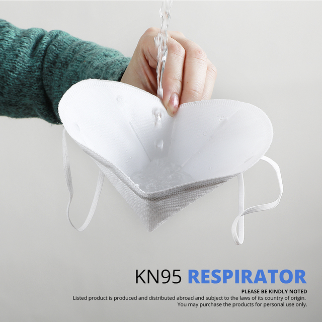 5 pcs KN95 Certificazione CE Viso Maschera N95 FFP3 Bocca Maschera Anti Forte di Protezione di FFP2 KF94 3