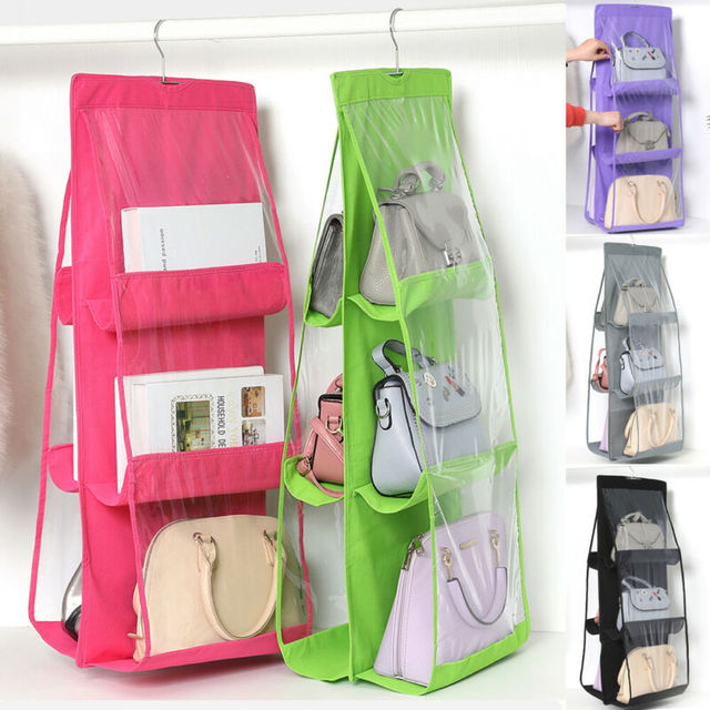Pocket Foldable Hanging Bag 2