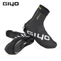 Waterproof Windproof Fleece Warm Cycling Lock Shoe Covers Reflective Bicycle Overshoes Winter Road Bike Shoe Cover Protector|  -