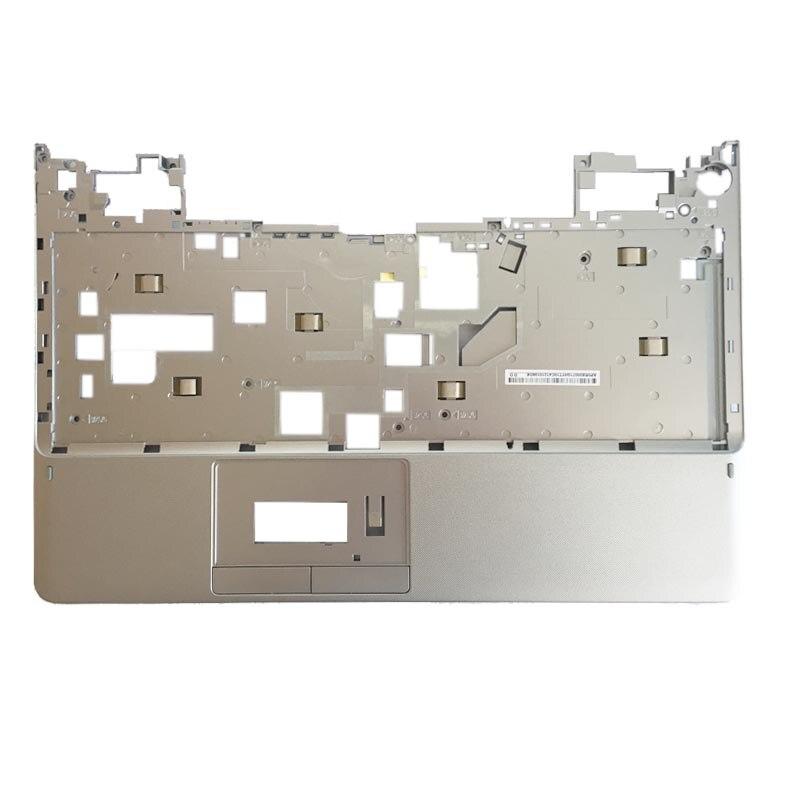 NEW laptop upper case shell for samsung NP350V5C NP355V5C NP355V5X 350V5C 355V5C 355V5X Palmrest COVER silver