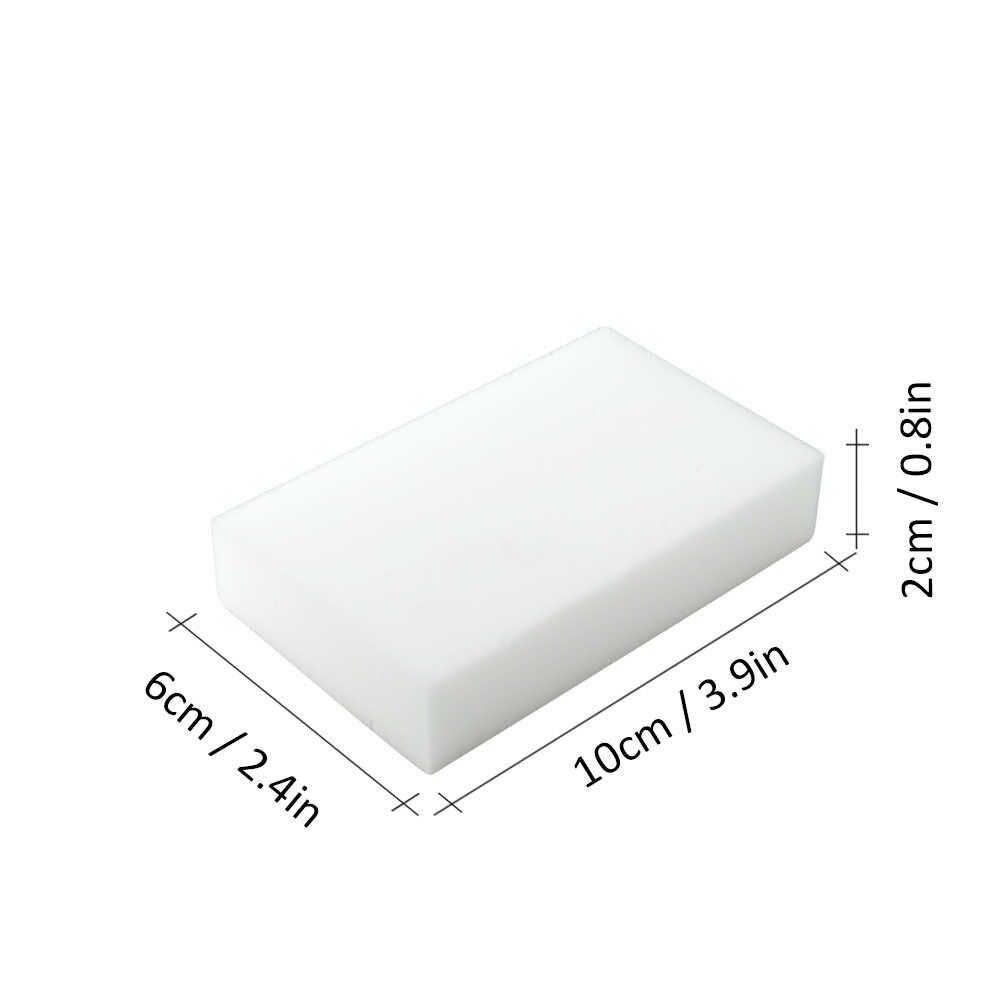 30pcs Melamine Magic Sponge Eraser Home Keuken Schoner Vuile Schoonmaken Tool Multi-Functionele Nano Spons voor Auto Kantoor schoonmaken