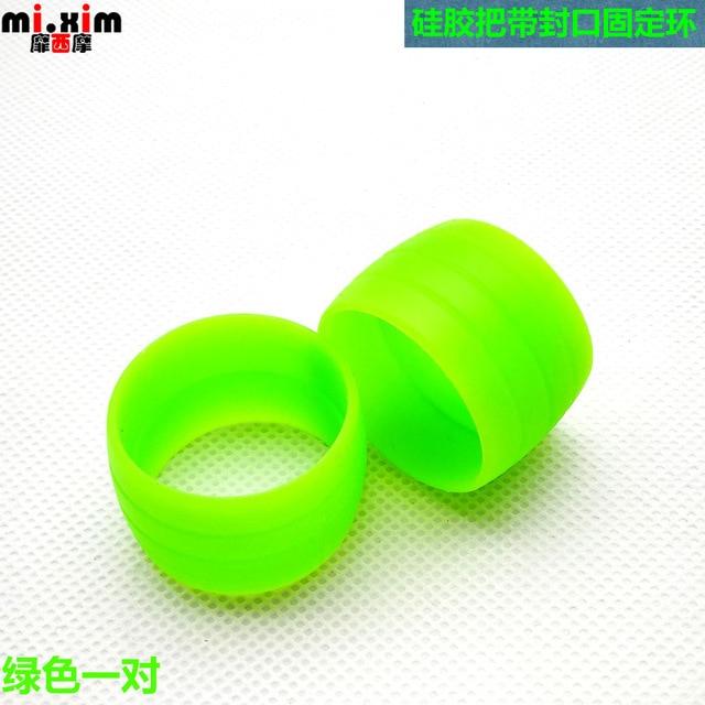 1 Paar Bike Silikon Plug Gummi Rennrad Stecker Für Bar Tape Strap Silikon RSDEHV