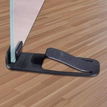 Convenient House Design Door Stopper Multi-function Stick Block Safety Protector Wedge Rubber