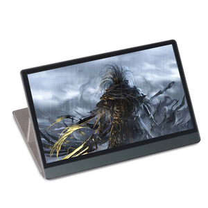 T-bao T13A 13.3'' Portable Monitor with HD 1080P IPS Panel Support Screen Expansion for Switch/PS3/PS4/PC/Laptop Type-C Cable