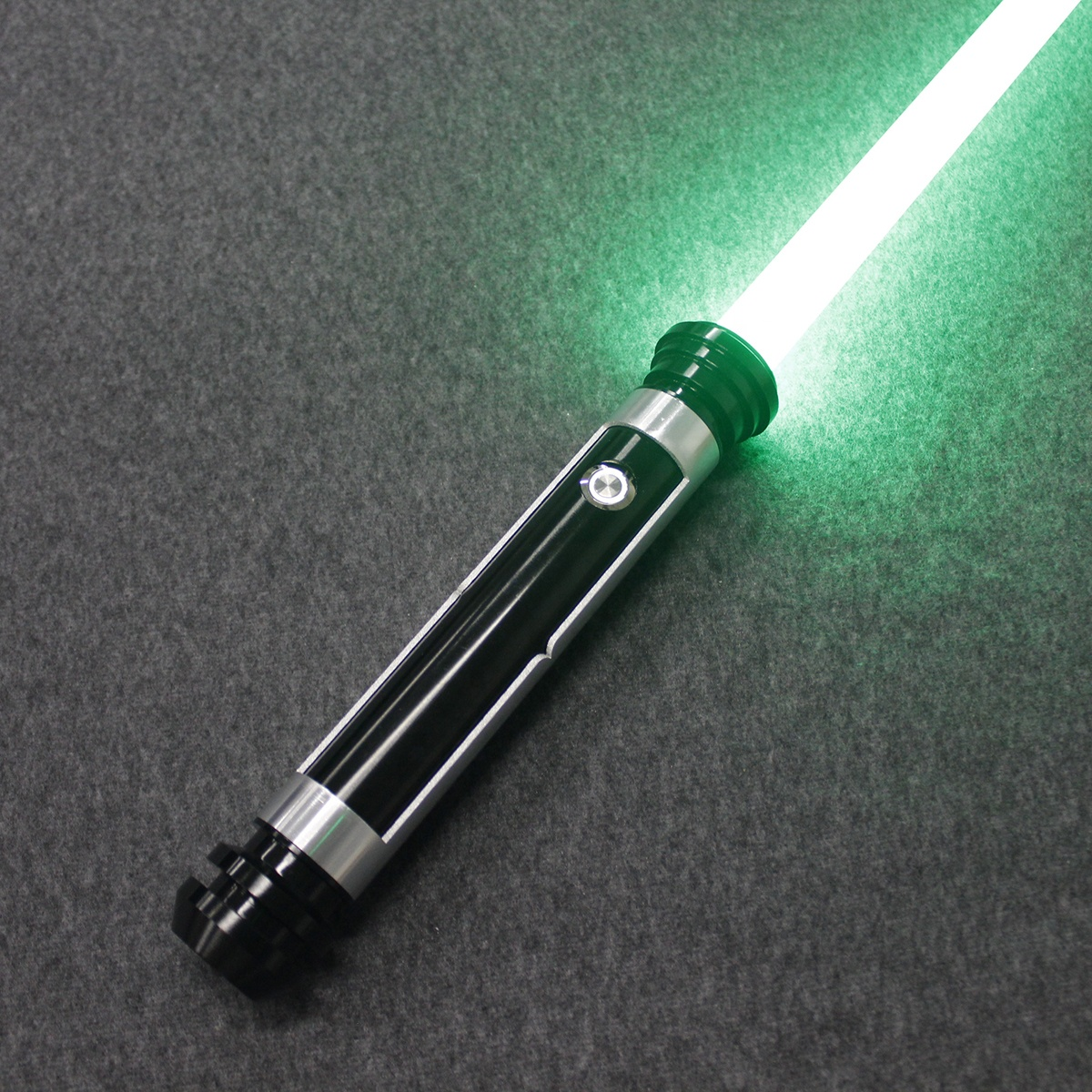 115 CM 16 RGB Color Lightsaber Luminous Toys USB Recharging The Froce Cosplay Duel Metal Sword With Sound Effect Light Saber