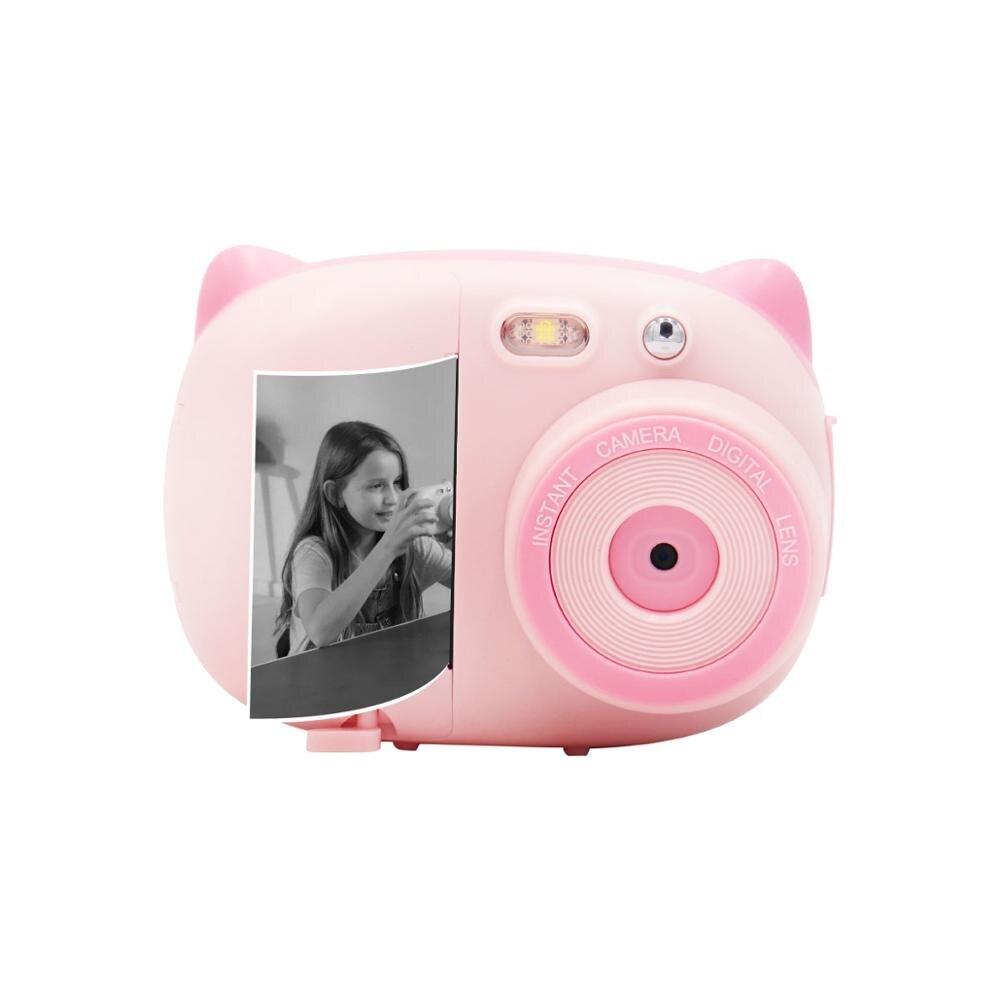 Enfants professionnel caméra numérique caméscope vidéo Full HD WIFI enfants Selfie Kamera garçons filles cadeau jouet Mini Carton caméras