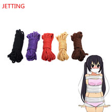 4 Colors 10M Fetish Alternative Slave Bondage Rope Restraint CottonTied Rope Sex Products For Couples Adult Game BDSM Roleplay(China)